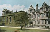Trinity College and President's House