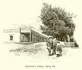 Governor's Palace, Santa Fe
