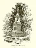 Andre Capture Monument, West Point
