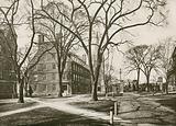 Massachusetts Hall, Harvard University, Cambridge