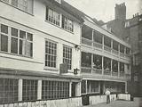"""The """"George"""" Inn, Borough"""