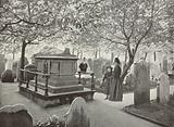 Bunyan's Tomb in Bunhill Fields