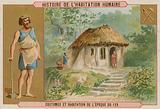 Iron Age costume and dwelling