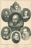 William Shakespeare and his contemporaries