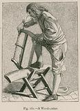 A Wood-Cutter