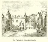 Old Parliament Close, Edinburgh