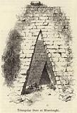 Triangular Door at Missolonghi