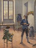 Napoleon Bonaparte in Auxonne