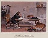 Napoleon at Auxonne