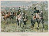 Napoleon and Alexander at Erfurt