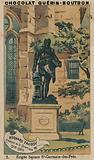 Bernard Palissy, Createur de la Ceramique, 1510-1590, Erigee Square St-Germain-des-Pres