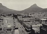 View of Lion's Head from Tower of Post Office