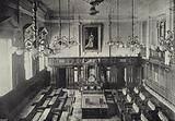 Interior of House of Assembly, Parliament House, Cape Town