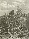 Henry V at the Battle of Agincourt