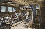 Interior, Anne Hathaway's Cottage