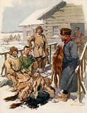 A Northern Fur Merchant