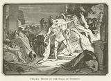 Priam's Death at the Hand of Pyrrhus