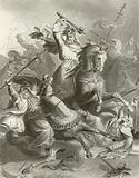 Charles Martel at Tours