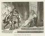Gauls Burst into the Forum