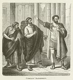 Camillus' Banishment