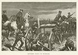 Blucher's March to Waterloo
