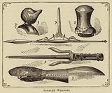 Saracen Weapons
