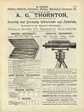 Page from The Architect's, Surveyor's and Engineer's Compendium 1892