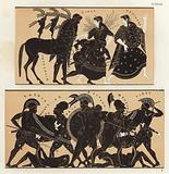 Peleus and Thetis