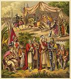 The Eight First Plantagenet Kings; King Henry II, King Richard I, King John, King Henry III …