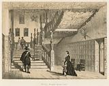 Principal Staircase, Hatfield, Herts
