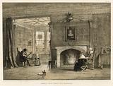Drawing Room, Haddon Hall, Derbyshire