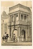 Porch at Audley End, Essex