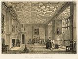 Drawing Room, Broughton Castle, Oxfordshire