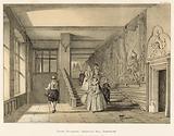 Grand Staircase, Hardwicke Hall, Derbyshire