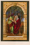 A Stained and Painted Glass Window by Marechal of Metz