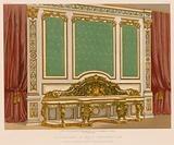Sideboard and Wall Decoration by Messrs Morant, Boyd and Morant, London