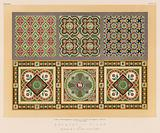 Encaustic Tiles by Minton and Co Stoke Upon Trent