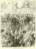 Proclamation of the Commune, March 1871