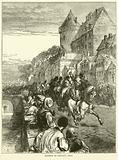 Retreat of Chanzy's Army, January 1871