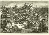 Uhlan attack, October 1870