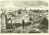 Strasburg after the capitulation, September 1870