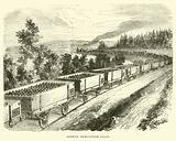 German ammunition train, September 1870