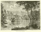 View of Wilhelmshohe, September 1870
