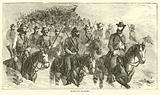 Morgan's raiders, July 1863