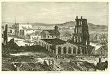 Ruins of Lawrence, Kansas, August 1863
