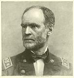 General William Tecumseh Sherman, retired 1 November 1883, May 1864