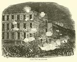 Fight with the Military, July 1863