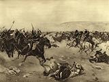 The Charge of the Heavy Brigade, Battle of Balaclava, 1854