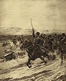 Charge of the Light Brigade, Battle of Balaclava, 1854