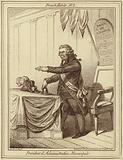 Caricature of John Horne Tooke
